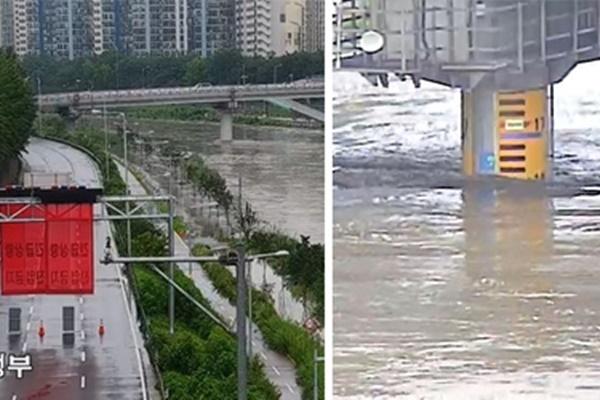 Aumentan las pérdidas por las lluvias en Corea