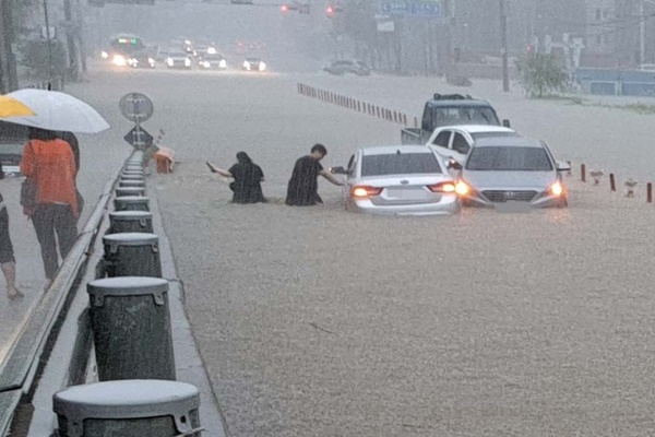 Three More People Dead amid Heavy Rain