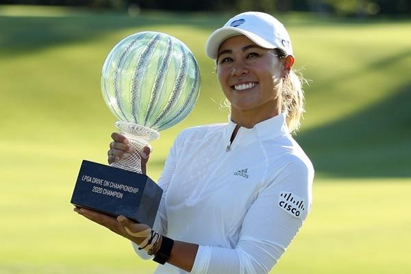 Danielle Kang Menangkan Turnamen LPGA yang Pertama Setelah 5 Bulan