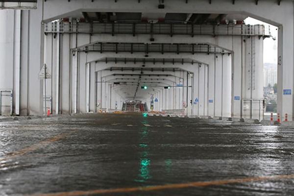 Expressway, Bridges in Seoul Closed Due to Heavy Rain