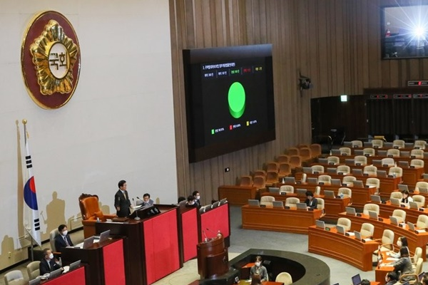 DP-led Assembly Approves Complementary Bills on Independent Investigative Unit