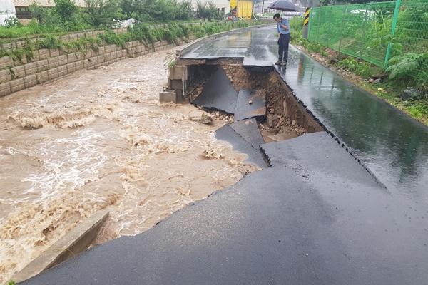 Las lluvias torrenciales dejan al menos quince muertos