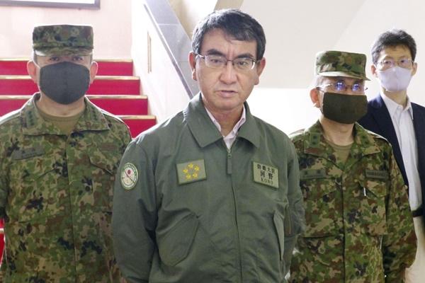 Bộ trưởng Quốc phòng Nhật Bản: