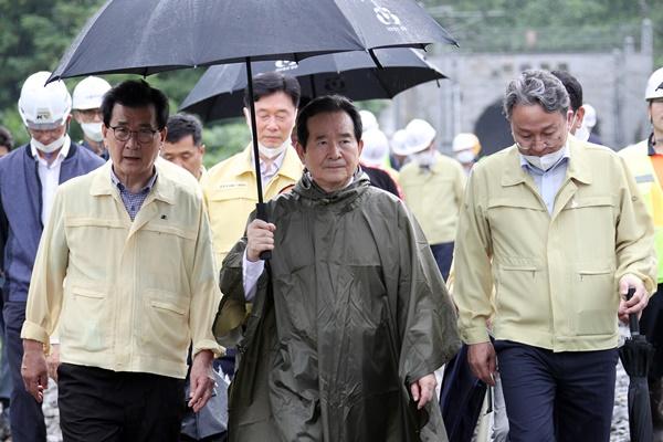 정부, 이르면 6일 충북·경기·충남 특별재난지역 선포