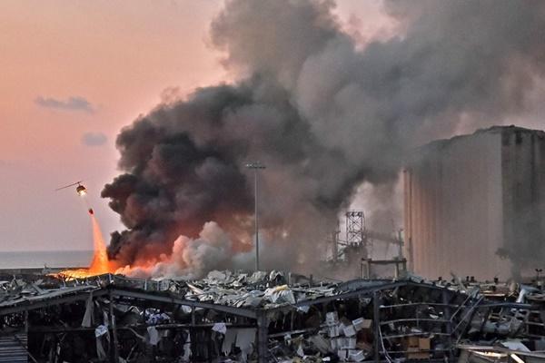 韩外交部:尚无韩国公民在贝鲁特爆炸中伤亡