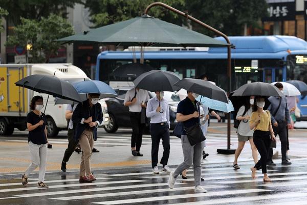 Hujan Lebat Akan Turun di Seantero Korsel hingga Sabtu Besok