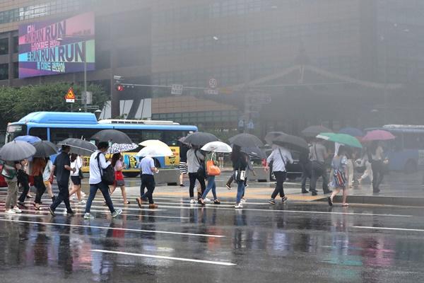 Lluvias hasta el sábado