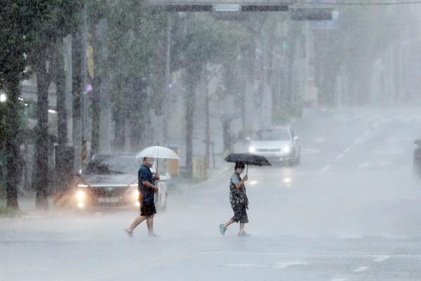 Prevén hasta 200mm de lluvia en Chungcheong y la zona sur