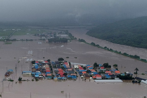 Political Parties Welcome Disaster Zone Designation of Rain-Wrecked Regions