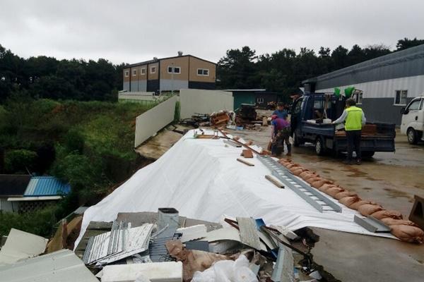 Rain Leaves 17 Dead, 10 Missing as of Friday Morning
