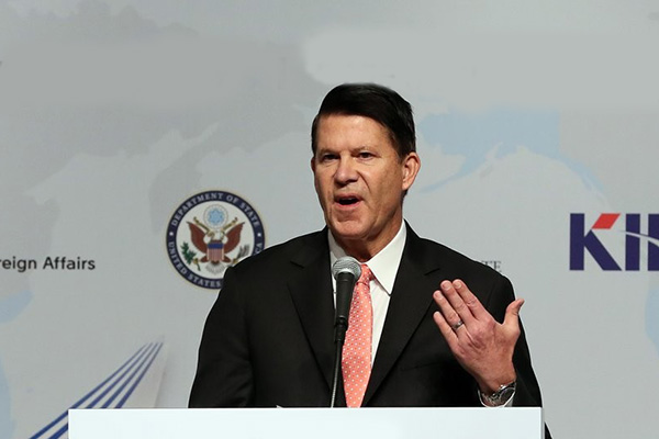 美国务院副部长:韩国是否禁用抖音应由韩国决定