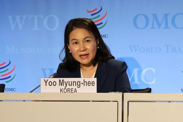 Handelsministerin will sich für belastbare und responsive WTO einsetzen
