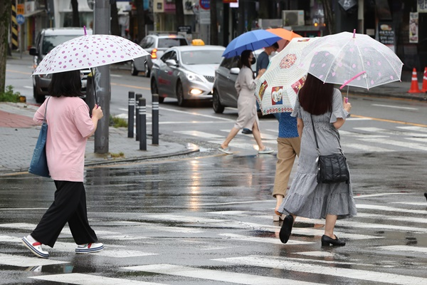 Cloudy Skies, More Rain Forecast for Saturday