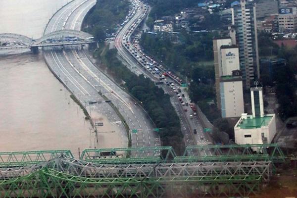 رفع تحذيرات الفيضان في نهر الهان بعد 22 ساعة من صدوره