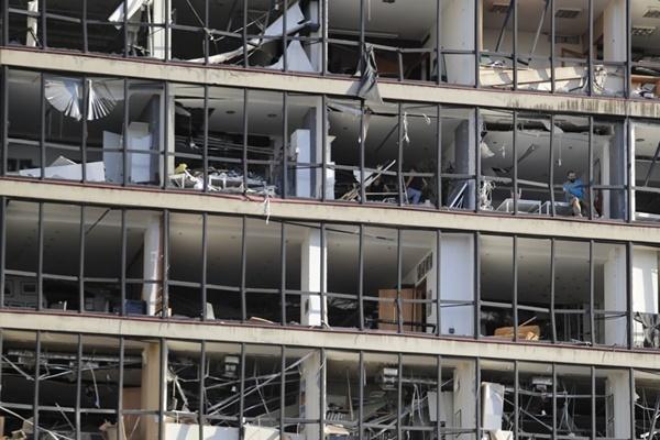 Hàn Quốc hỗ trợ nhân đạo 1 triệu USD cho Lebanon khắc phục vụ nổ