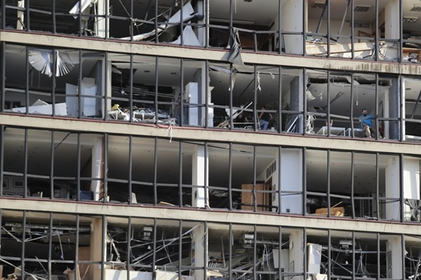 Korsel Berikan Bantuan Dana Kemanusiaan bagi Korban Ledakan Lebanon