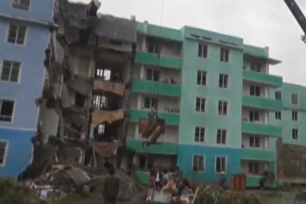 Bắc Triều Tiên khuyến cáo người dân đề phòng thiệt hại do mưa lũ