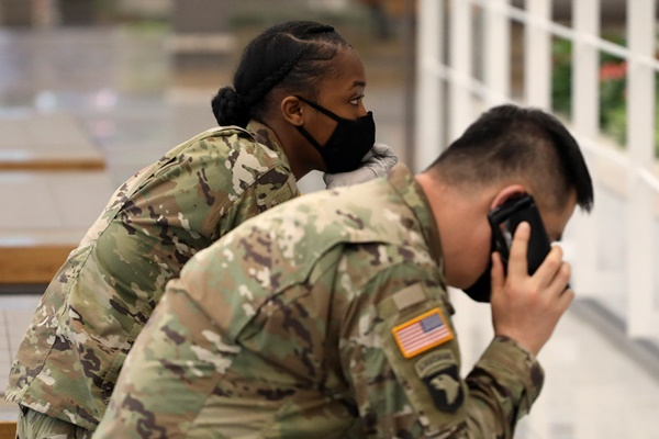 Incoming USFK Personnel to Undergo Additional 2-Week Quarantine in US