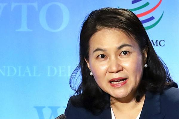 Ứng cử viên Hàn Quốc cam kết cải cách WTO thành cơ quan linh hoạt và phản ứng nhanh