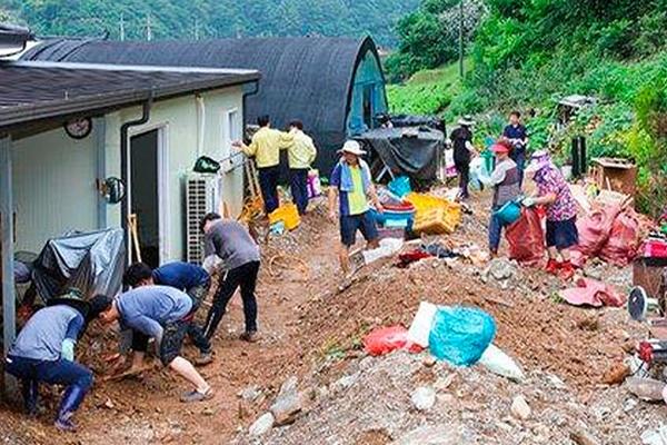 Ejecutivo y oficialismo acuerdan duplicar el subidio por desastres