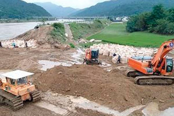 곡성·구례·하동·남원 등 11개 시·군에 '2차 특별재난지역' 선포