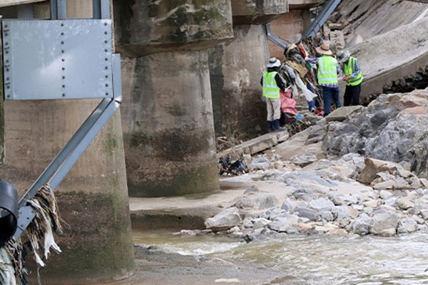 35 Dead, 7,800 Displaced after Heavy Rains