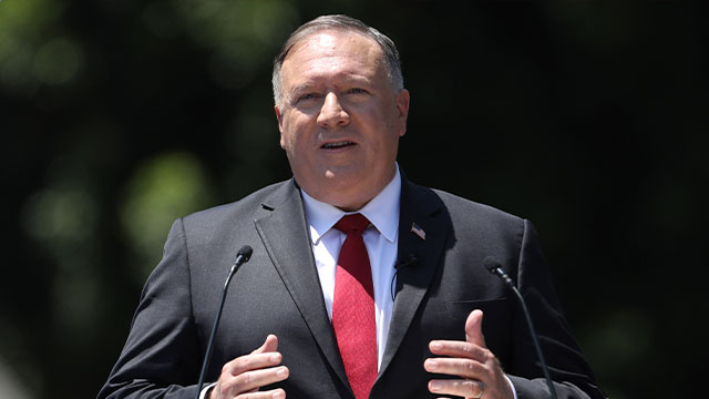 Pompeo Sends Well Wishes for Liberation Day