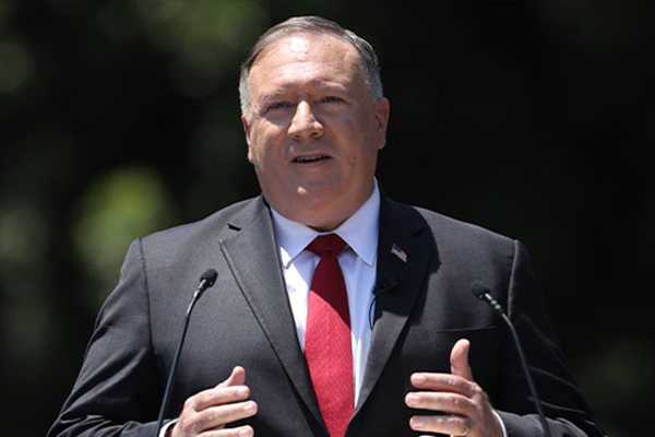 Pompeo: Efforts Under Way with N. Korea for Progress in Nuclear Talks