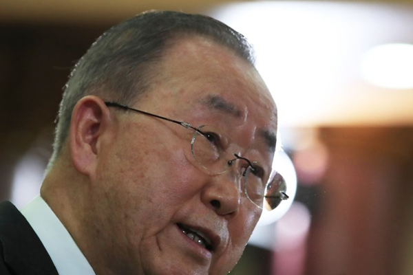 [Exclusive] Former UN Chief: COVID-19 & Climate Change Two Sides of the Same Coin