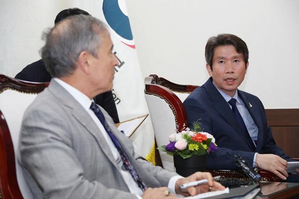 Südkorea schlägt Überarbeitung der gemeinsamen Arbeitsgruppe für Nordkorea mit den USA vor