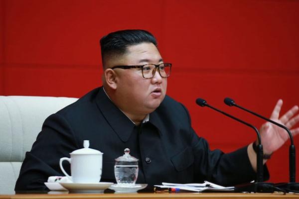 北韓、労働党の全員会議開催 「正面突破」計画見直しか