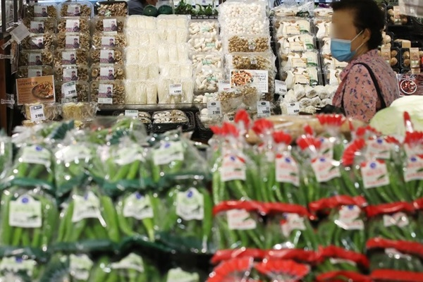 S. Korea's Consumer Price Growth Hits 44-Month High