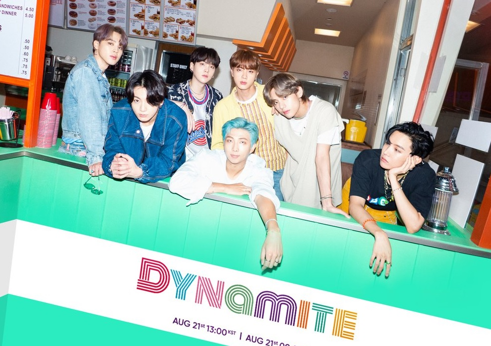 """BTS' """"Dynamite"""" Tops iTunes Charts in 104 Countries"""