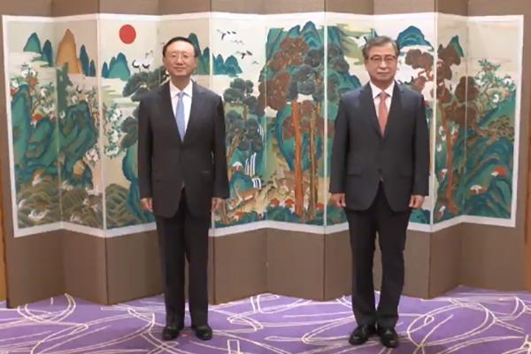 Hàn Quốc-Trung Quốc nhất trí sớm tổ chức chuyến thăm Hàn Quốc của Chủ tịch Tập Cận Bình