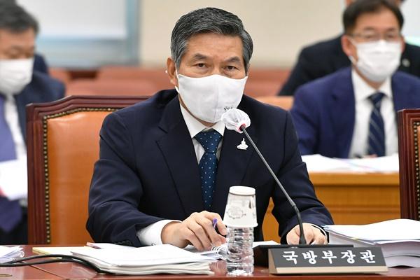 国防部長官「金与正氏、党組織指導部を掌握」北の挑発には「軍事措置で対応」