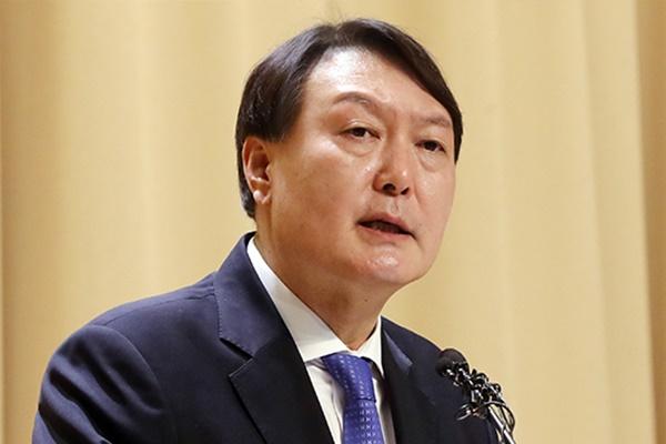 윤석열, 장관 수사지휘 수용…