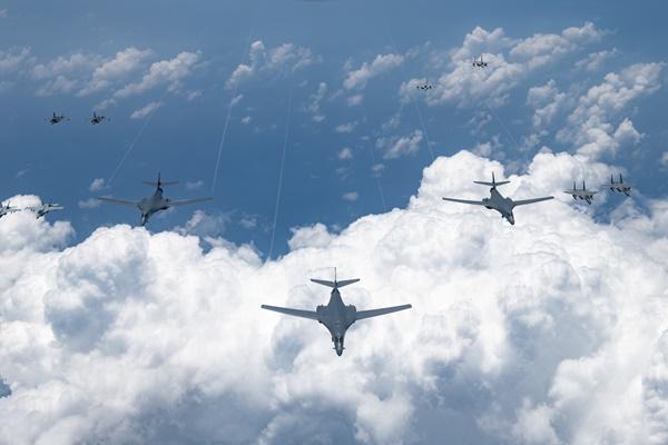 Truyền thông Bắc Triều Tiên đồng loạt chỉ trích tập trận quân sự chung Hàn-Mỹ