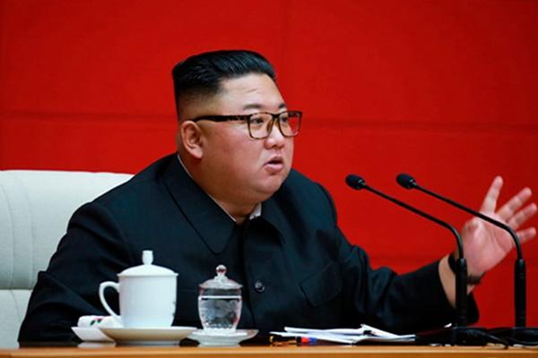 金正恩召开劳动党政治局扩大会议 指示全力防范台风和弥补防疫漏洞