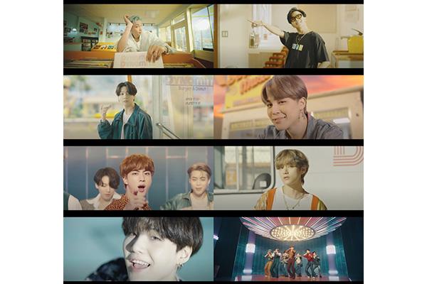 """Musikvideo zu """"Dynamite"""" von BTS erreicht in Rekordzeit 400 Millionen Abrufe"""