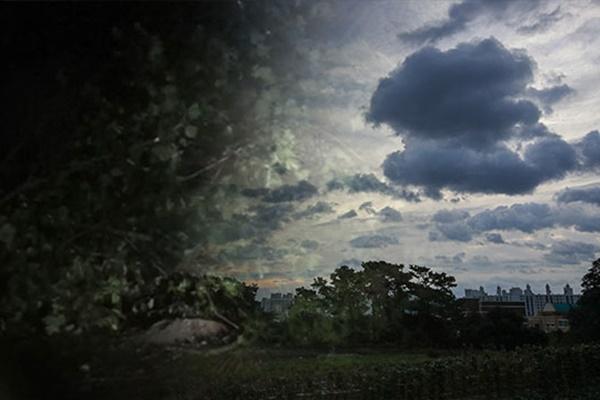 북한으로 올라간 태풍 '바비'...오전 중 영향권 벗어나고 서울 폭염