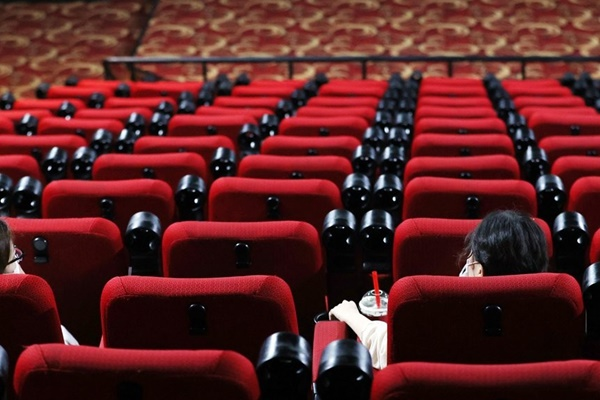 No. of Moviegoers Drops to 16-Year Low amid Heightened Social Distancing