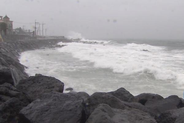 К Корейскому полуострову приближается тайфун «Майсак»