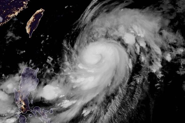 La Corée du Sud sous la menace du typhon Maysak