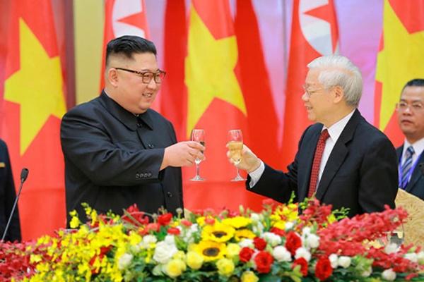 Chủ tịch Kim Jong-un gửi thư chúc mừng 75 năm Quốc khánh Việt Nam 2/9