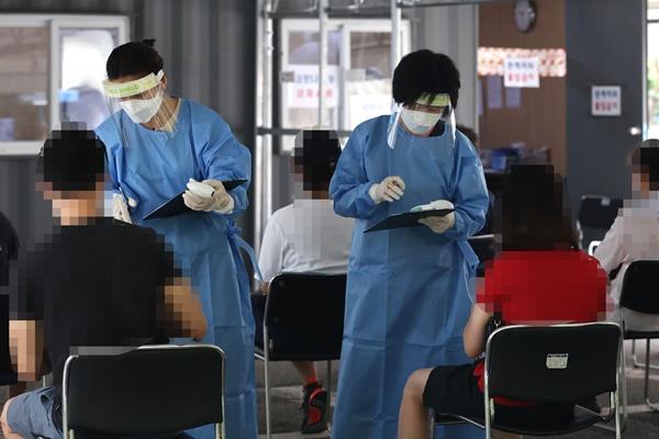 韩新增195例新冠病例 单日新增病例时隔17天降至200例以下