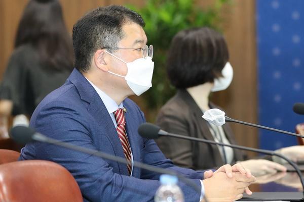 Tân Thứ trưởng ngoại giao Hàn Quốc điện đàm với Thứ trưởng Ngoại giao Mỹ