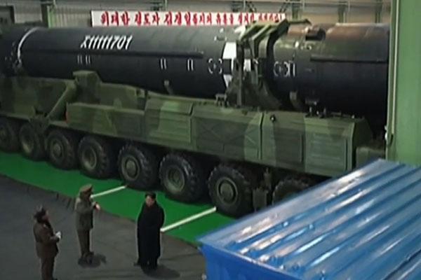 """Trợ lý Ngoại trưởng Mỹ: """"Cảnh báo ngăn chặn Bắc Triều Tiên huy động vật tư tên lửa là nhằm kéo Bình Nhưỡng quay lại đối thoại"""""""