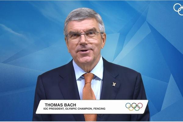 Journée mondiale du taekwondo : Thomas Bach envoie un message de félicitations