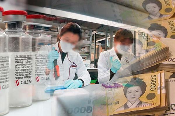 На разработку вакцин против COVID-19 выделено 170 млрд вон