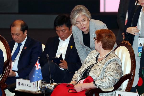 Hàn Quốc kêu gọi ủng hộ của cộng đồng quốc tế về phi hạt nhân hóa bán đảo Hàn Quốc